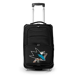 San Jose Sharks 20.5-inch Wheeled Carry-On