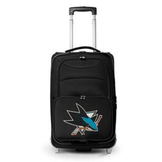 San Jose Sharks 20.5-inch Wheeled Carry-On