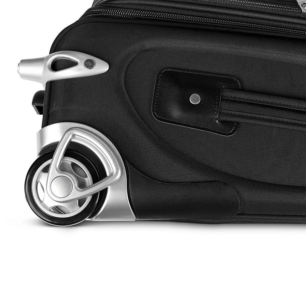 Minnesota Wild 20.5-inch Wheeled Carry-On