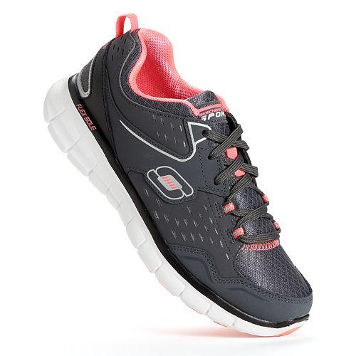 7ddddd7c3e75 Skechers Synergy Front Row Women s Running Shoes