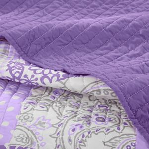 Mi Zone May Reversible Quilt Set