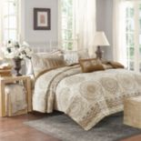Madison Park Moraga 6-pc. Quilt Set