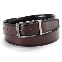 Grand Slam Burnished Peak Reversible Golf Belt - Men