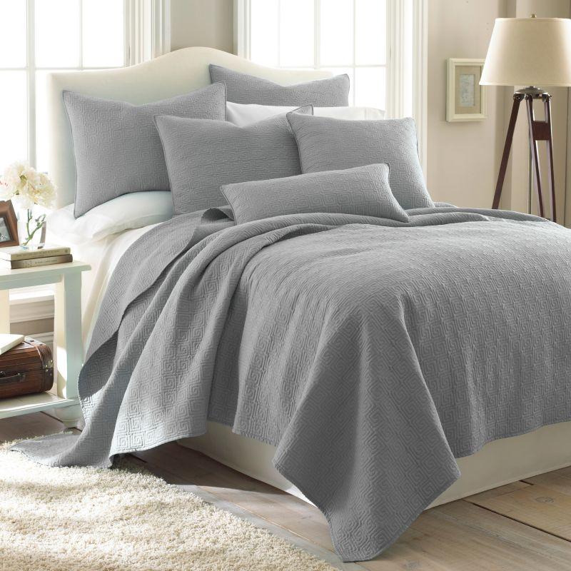 Grey Geometric Bedding Kohl S