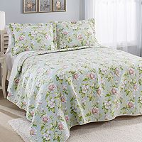 Laura Ashley Carlisle Quilt Set