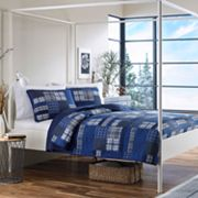 Eddie Bauer Eastmont Reversible Quilt Set