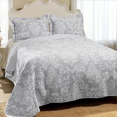 Laura Ashley Lifestyles Venetia Quilt Set