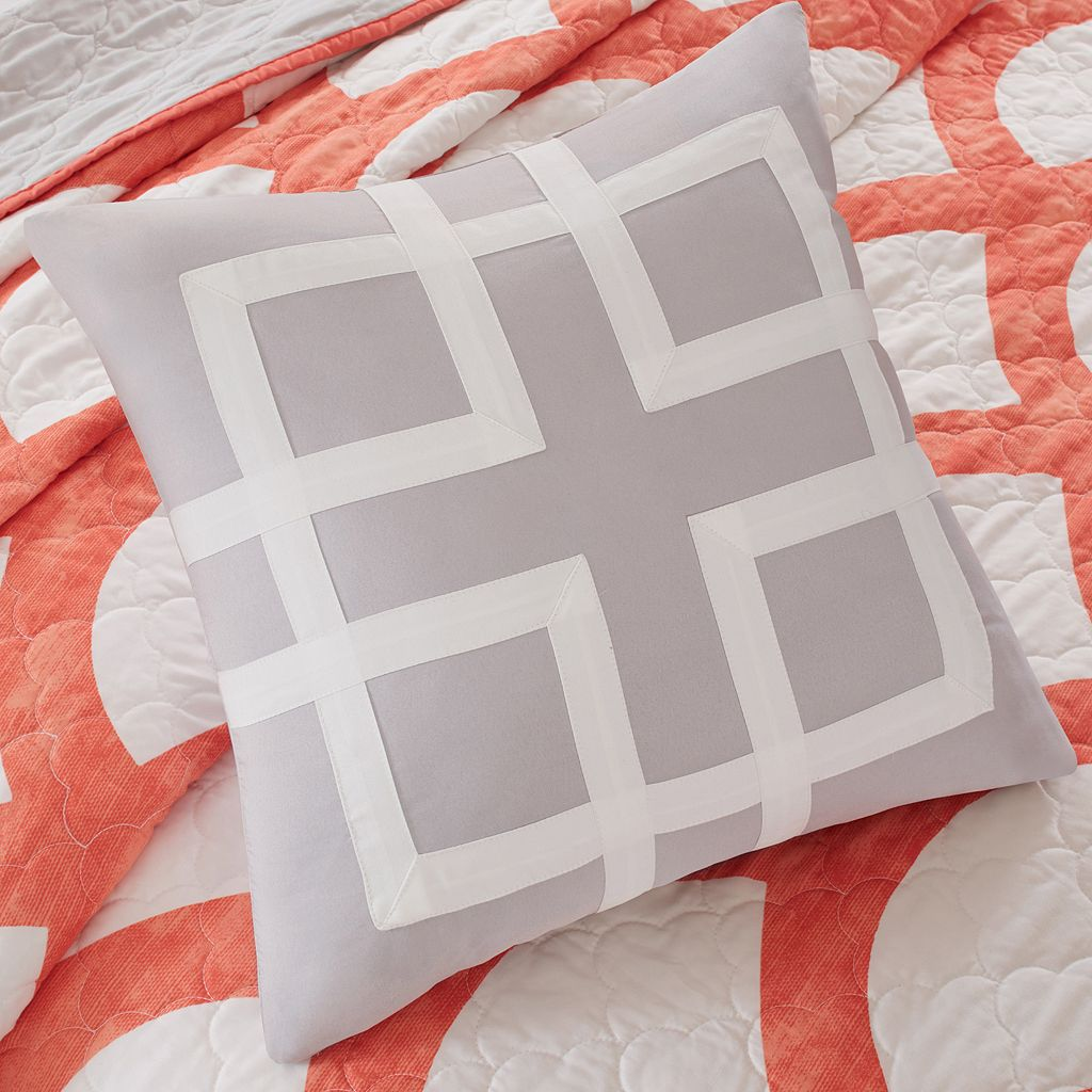 Madison Park Montego 6-piece Quilted Coverlet Set