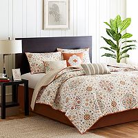 Madison Park Maya 6 pc Coverlet Set