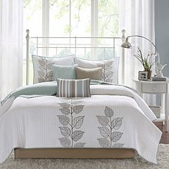 Madison Park Rochelle 6-piece Coverlet Set