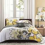 Mi Zone Skylar Reversible Quilt Set