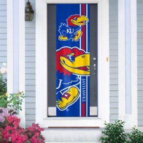 Kansas Jayhawks Door Banner