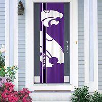 Kansas State Wildcats Door Banner