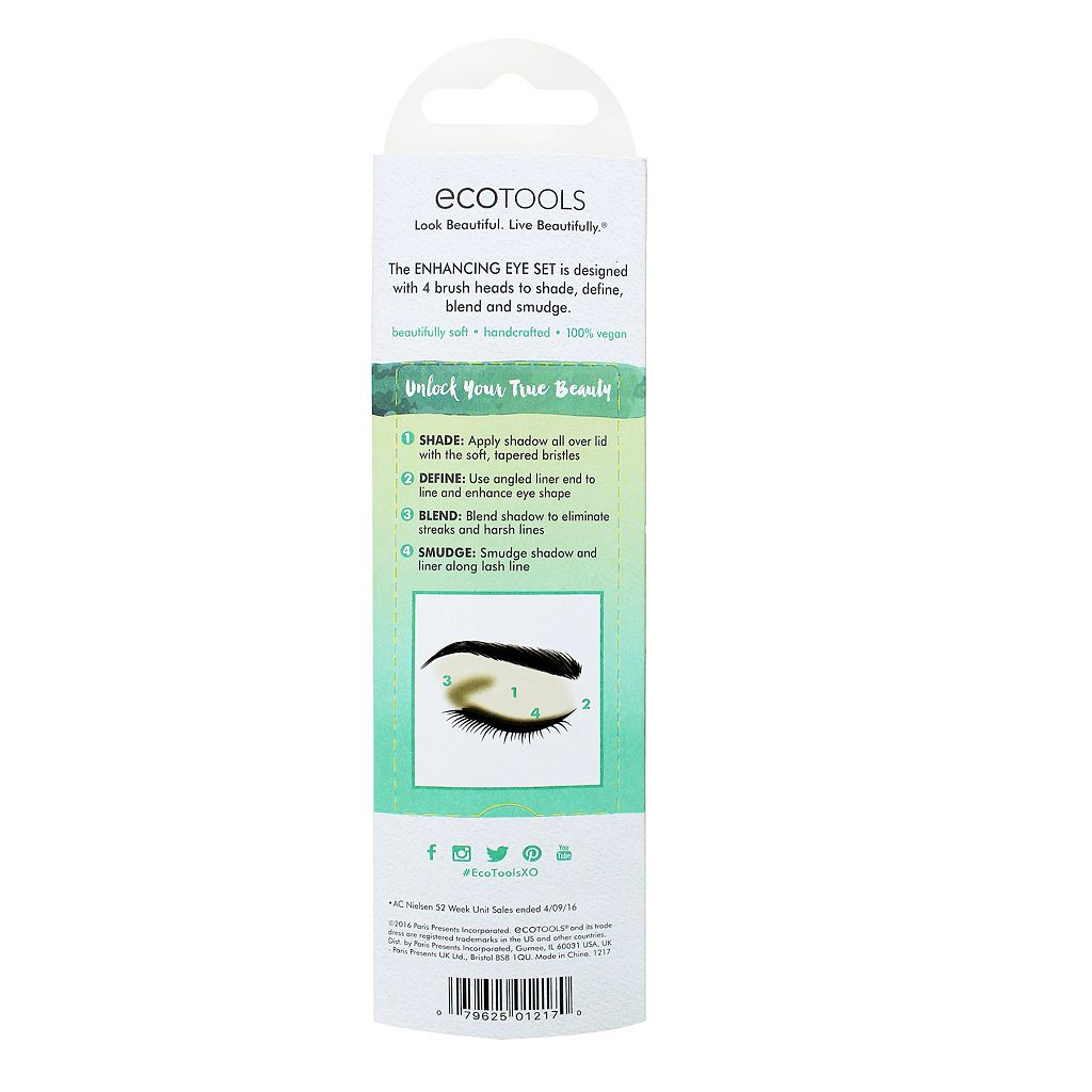 EcoTools 2-pc. Eye Enhancing Duo Set