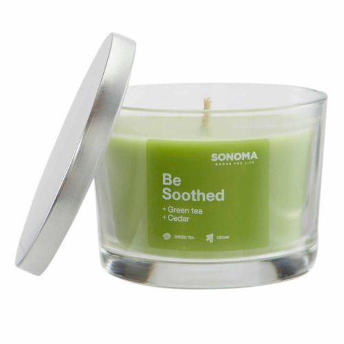 SONOMA Goods for Life™ ''be soothed'' 4.8-ounce Jar Candle