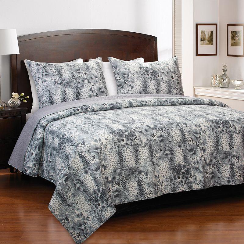 Gray Cotton Quilt Kohl S