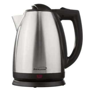 Brentwood 2-Liter Electric Cordless Tea ?Kettle