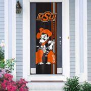 Oklahoma State Cowboys Door Banner