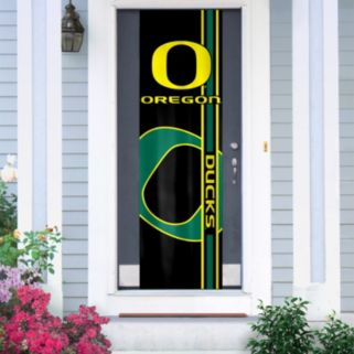 Oregon Ducks Door Banner