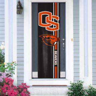 Oregon State Beavers Door Banner