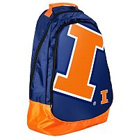 Illinois Fighting Illini Core Structured Backpack