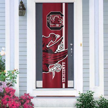 South Carolina Gamecocks Door Banner
