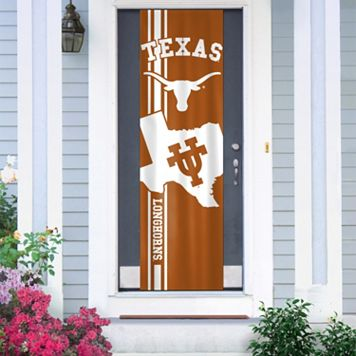 Texas Longhorns Door Banner