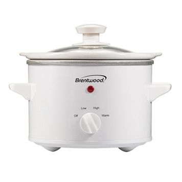 Brentwood 1.5-qt. Slow Cooker