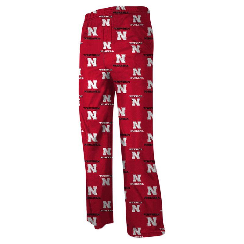 Nebraska Cornhuskers Lounge Pants - Boys 8-20