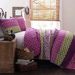 Royal Empire 3-pc. Reversible Quilt Set
