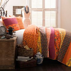Royal Empire 3 pc Reversible Quilt Set