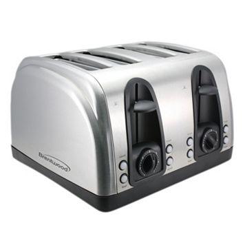 Brentwood 4-Slice Elegant Toaster
