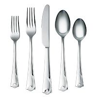 Corelle Maya 45-pc. Flatware Set