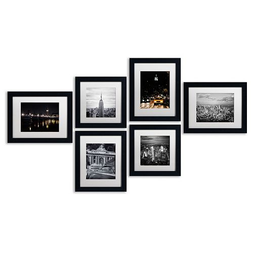 6-piece \'\'Urban Gallery\'\' Wall Art Set