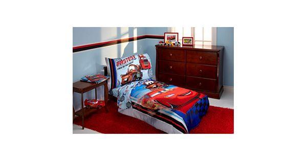 Disney / Pixar Cars Fastest Team 4-pc. Bedding Set