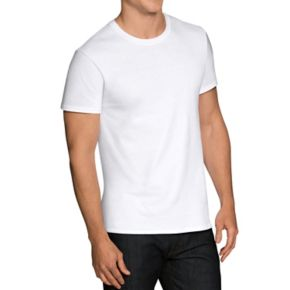 Men's Fruit of the Loom 6-pack Crewneck Tees