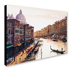 'Venice' Canvas Wall Art