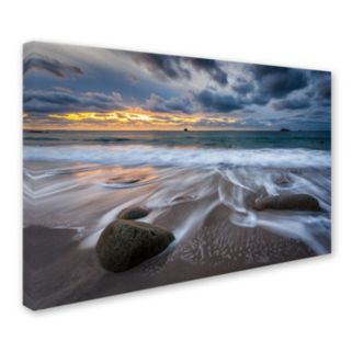 """The Song of Water"" Canvas Wall Art"