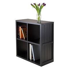 Winsome Timothy 4-Cube Storage Shelf