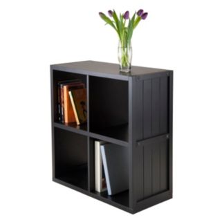 Winsome Timothy 4-Cube Storage Shelf