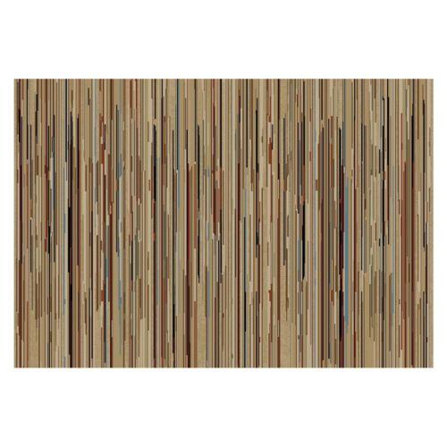 Merinos Striation Striped Rug