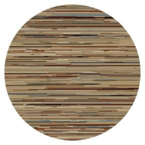 Merinos Striation Striped Rug