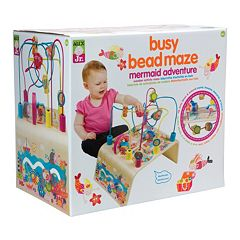 ALEX Busy Bead Maze Mermaid Adventure Toy