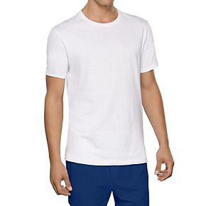Men's Fruit of the Loom Signature Tall Man Crew Tee (4-pack)