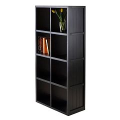 Winsome Timothy 8-Cube Storage Shelf
