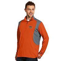 Men's Antigua Houston Dynamo Delta 1/4-Zip Pullover