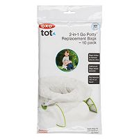 OXO Tot 2-in-1 Go Potty 10 pkReplacement Bags