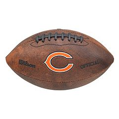 Wilson Chicago Bears Throwback Football
