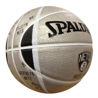 Brooklyn Nets Mini Basketball