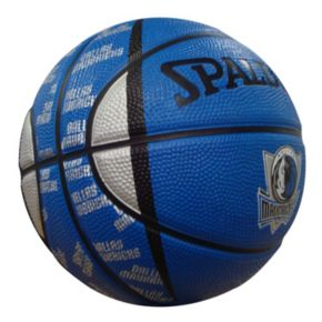 Dallas Mavericks Mini Basketball